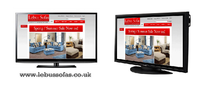 Lebus Sofas Main Project Image