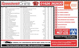 Used Car Newspaper Adverts image_2